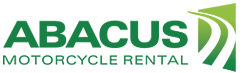 logo mobil abacus motorcycle rental