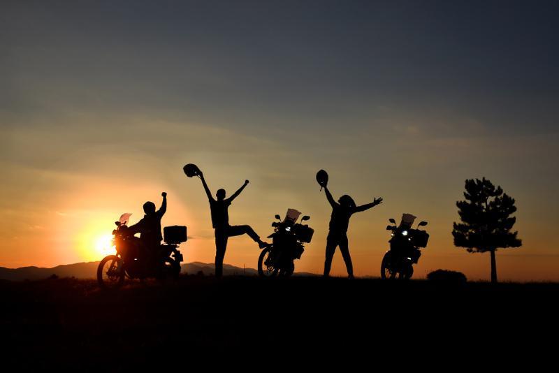 Motocyklowy weekend na Warmii i Mazurach
