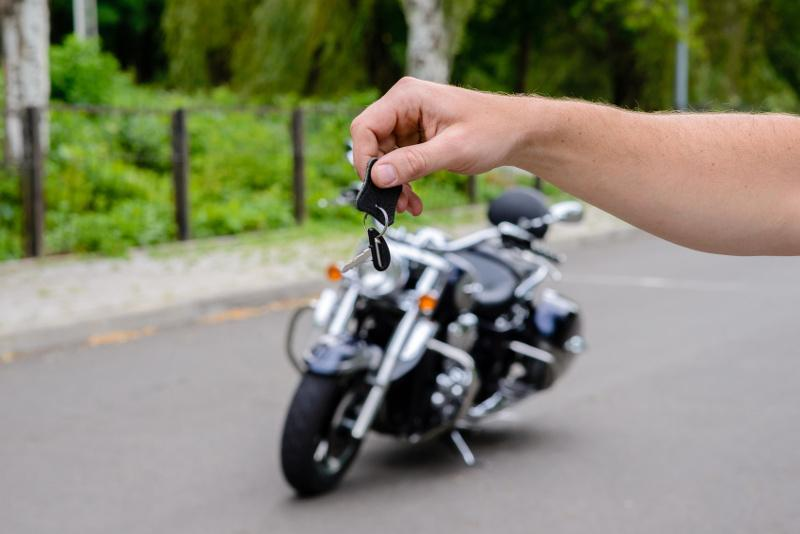 wypożyczalnia motorów