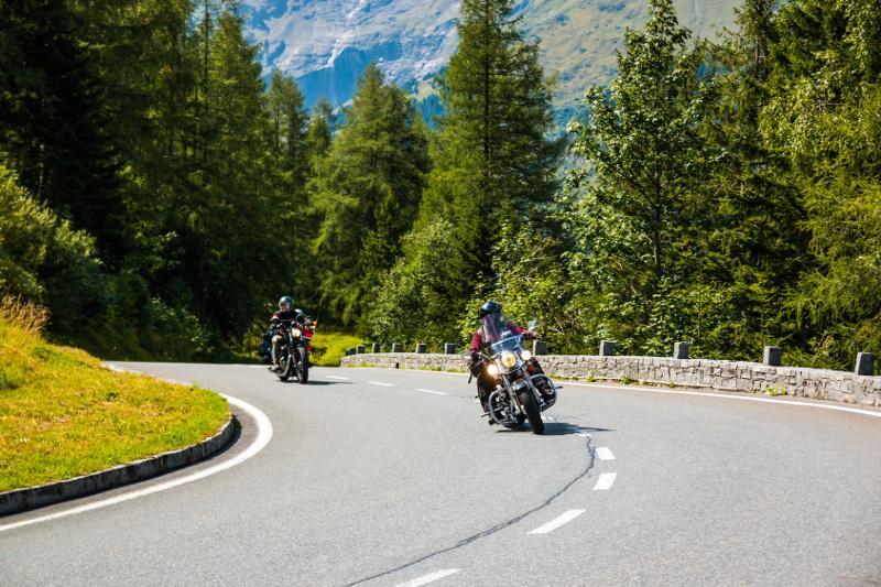 Długi weekend na motocyklu