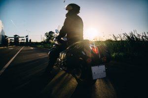trasa motocyklowa z Ełku