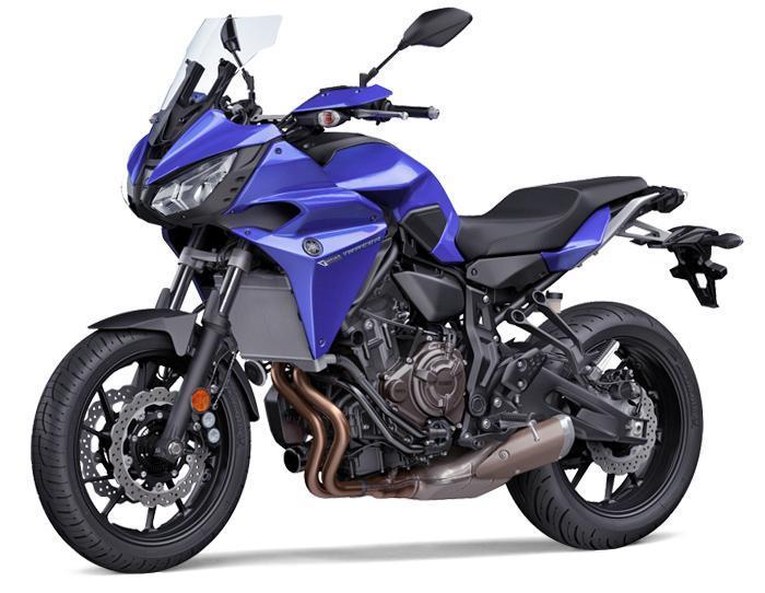 Wypożyczalnia motocykli Yamaha Tracer 700