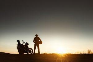 Motocyklem przez Bory Tucholskie