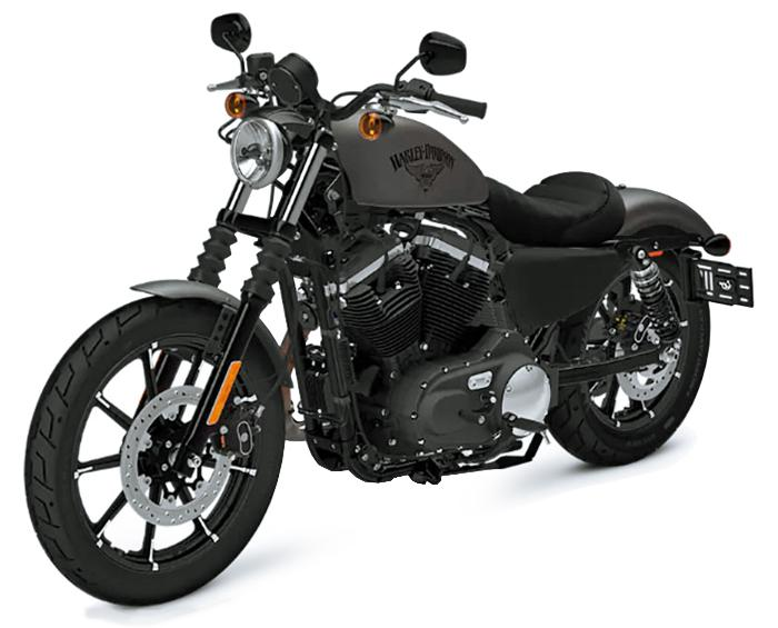 oferta 0005 - Harley Davidson Iron 883