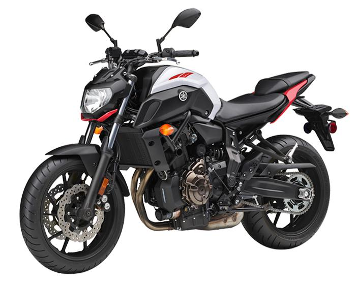 oferta 0006 - Yamaha MT-07